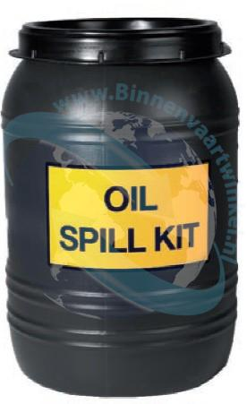 Oil spill kit 120 liter